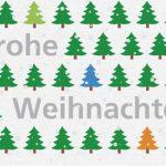 Das Team der Bürkle + Schöck Sicherheits- und Energiespartechnik wünscht frohe Weihnachten